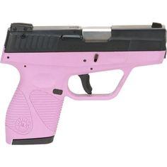 Taurus 709 Slim 9mm Semiautomatic Pistol @luisareyesii