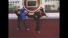"""""""Ladies Self Defense, The Back Kick""""....By Assistant Professor Bridget Johnson and Chief Instructor James Greenway."""