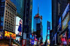 Times Square by A1k3misT.deviantart.com on @deviantART