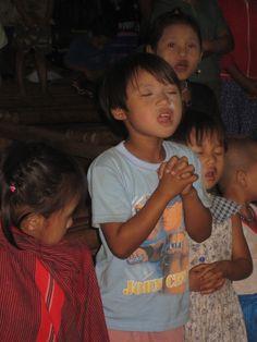 Children worshiping! :)