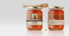 Field Honey - Packaging Refresh on Packaging of the World - Creative Package Design Gallery