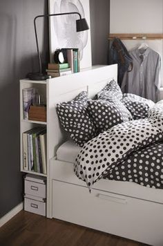 HOME DECOR: 20 Multi functional Beds With Storage Design Ideas For Small Home