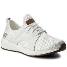 Παπούτσια SKECHERS - BOBS SPORT Insta Cool 31365/WHT White