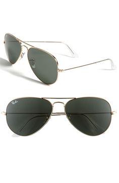 6a99d8b717d20 Ray-Ban  Original  Aviator Sunglasses Ray Ban Original