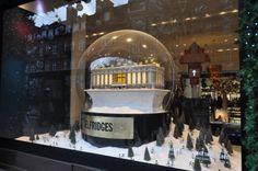 Selfridges, London Christmas Window 2013 Kerrie Kent