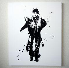 Taxi Driver/canvas ED:3/3