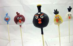 Las mejores tartas de Angry Birds