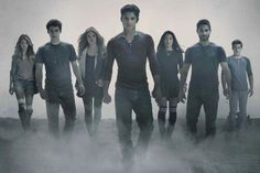 Teen Wolf! This usually keeps me busy until The Walking Dead comes back in October. Hurry up June 29!