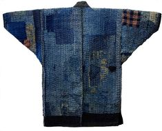 Image result for sashiko quilted cotton bomber jacket