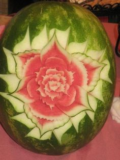 Creative Watermelon Carvings   Just Imagine - Daily Dose of Creativity