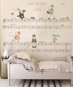 This is amazing for your child's room, not only is it beautiful to look at, but it is quite inspiring.