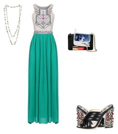 """I'm bored"" by ekj515 ❤ liked on Polyvore featuring Gucci, Rebecca Minkoff and Carolina Bucci"