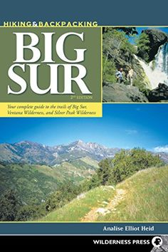Hiking and Backpacking Big Sur: an entire Guide to your Trails of Big …: This is… #Travel_goods #backpacking #big #Complete #Guide