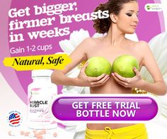 Find out if Miracle Bust really works. Read the latest reviews, learn about Miracle Bust side effects and ingredients. Buy Miracle Bust with discounts and get a free trial.