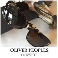 Like New Oliver Peoples Sunglasses Like New Condition! Retails at $395! Only worn once doesn't fit me very well (the arms are too long for me). Beautifully crafted by Oliver Peoples and also Polarized for your comfortable vision. Please check the photos for thedetails and the size as the under side of one of the arms has the size written on it! Very cute and light weight Oliver Peoples Accessories Sunglasses