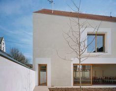 Gemeindehaus in Hailfingen, Kaestle Ocker Roeder Architekten