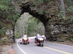 Backbone Rock Tennessee