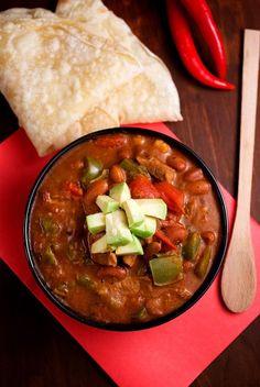 Cayenne Spiced Chili Con Carne