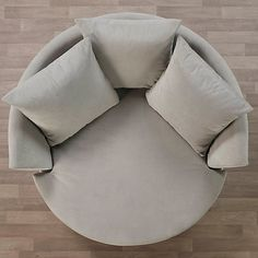 Curl up in the sophisticated & comfy Cuddler Chair from Z Gallerie. Perfect for lounging, reading, or snuggling with a special someone. Furniture Sale, Custom Furniture, Furniture Decor, Cuddler Chair, Free Fabric Swatches, How To Clean Furniture, Bedding Basics, Bed Duvet Covers, Bedding Shop