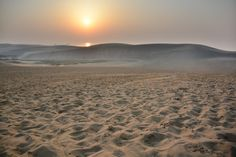 Sunset in Tottori, Japan Japan Beach, Tottori, Japan Country, Visit Japan, World View, Out Of This World, Japan Travel, Amazing Nature, Where To Go