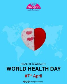 Health is the only wealth that we all want to earn it. Happy World Health Day! #7thApril2021 . . #monginisodisha #healthylifestyle #health #worldhealthday2021 #WorldHealthDay #Odisha #bakery #MonginisCakeShop #staysafe Monginis Cake MONGINIS CAKE | IN.PINTEREST.COM RECIPES EDUCRATSWEB