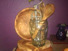 My olive wood :)