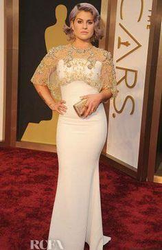 Kelly Osbourne at the 2014 Oscars #celebrity #oscars2014 #frational