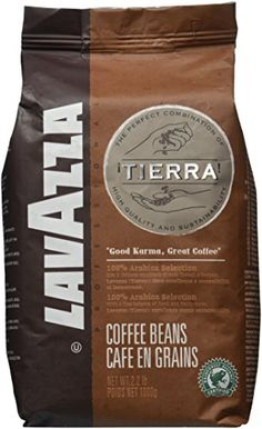 Premium blend of 100% Arabica beans. The coffee combines the full-bodied flavor of Brazilian #beans with the aroma and #mildness of the Peruvian and Colombian bea...