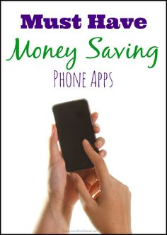 Phone Apps That Will Save You Money - Coupons Are Great