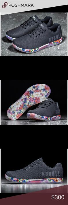 4ab84c5aad8 Nobull (sold out) Floral women s collection. Women s Nobull floral  collection. Size 7.5