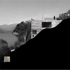 Wespi de Meuron Romeo architects, Hannes Henz · New concrete house in S.Abbondio