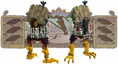 LEGO Ideas - Baba Yaga and Her Chicken Legged Hut -vote for it!!