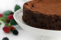 Karina's Chocolate Truffle Cake- delicious!