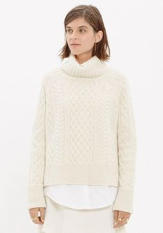 Cityblock Turtleneck Sweater - Madewell