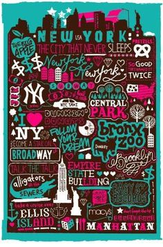 // New York by Sandra Gingras