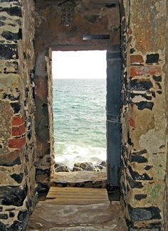 The Door of No Return on Goree Island @Courtney Winsor for the places you've been board!