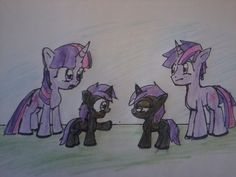 MLP:+The+Two+Nyx+by+FerGarcia220.deviantart.com+on+@deviantART