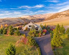 Welcome to The Butler Creek Ranch located in picturesque Ashland, Oregon! With a total of 82 acres, the property features 75 acres of gently sloping, south facing pasture with irrigation rights. Ashland Oregon, Ranches For Sale, Land For Sale, Irrigation, Butler, Acre, Travel, Voyage, Mornings