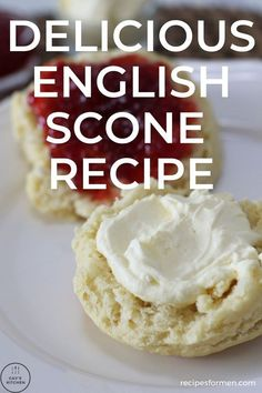 A simple recipe to make delicious English scones, with or without fruit. Serve up at teatime with a nice cup of tea. Or have make your own cream tea with friends. Fruit scones recipe easy, fruit scones recipe, fruit scones recipe English, fruit scones recipe afternoon tea, fruit scones recipe, English scones, English scones recipe, English scones recipe British, English scones recipe easy, English scones British, English scones afternoon tea, English scones recipe traditional. Afternoon Tea Party Food, Afternoon Cream Tea, Best Afternoon Tea, Afternoon Tea Recipes, British Scones, English Scones, High Tea Sandwiches, Best Breakfast Recipes, Breakfast Ideas