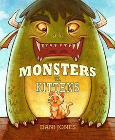 Monsters vs. Kittens (Stan Lee's Kids Universe) by Dani Jones. Save 28 Off!. $9.35