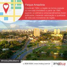 Boa tarde! Conheça um pouco mais sobre nossos bairros e o mercado imobiliário. #ImobuyMeuBairro