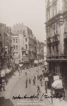 Pera (Beyoğlu) / Istanbul