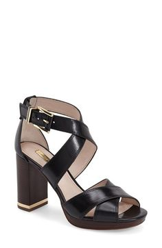 Louise et Cie 'Gigi' Platform Sandal (Women) available at #Nordstrom
