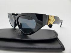 e7f0f05c5706 Genuine Rare Vintage Gianni Versace Sunglasses Mod 476 A Col 852