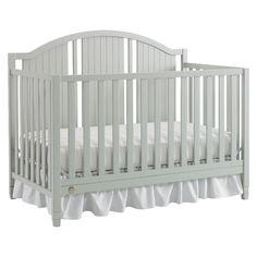 Fisher Price Caitlin 4-in-1 Crib - Misty Grey