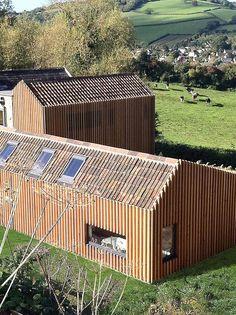 Invisible Studio, Starfall Farm, Bath and North East Somerset, UK