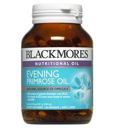 Blackmores Evening Primrose Oil - Tinh dầu Hoa Anh Thảo
