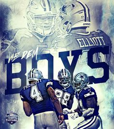 We Dem Boys! Dallas Cowboys Jersey 9b5aba5fc