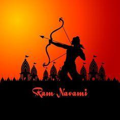 Ram Navami Photo, Shri Ram Photo, Ram Navami Images, Ram Photos, Greeting Card Maker, Online Greeting Cards, Ram Image, Image Hd, Greetings Images