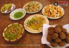 Breakfast from Palestine ..